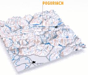 3d view of Pögoriach