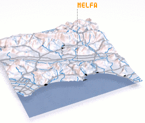 3d view of Melfa