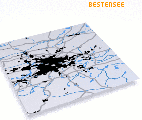 3d view of Bestensee