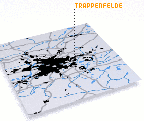 3d view of Trappenfelde