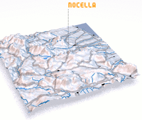 3d view of Nocella