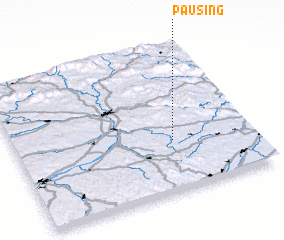 3d view of Pausing