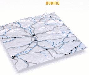 3d view of Hubing