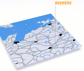 3d view of Hovmene