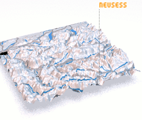 3d view of Neusess