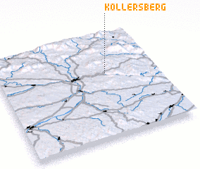 3d view of Kollersberg