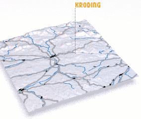 3d view of Kroding