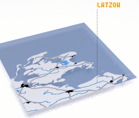3d view of Latzow