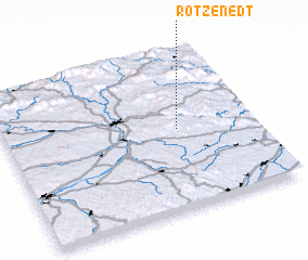 3d view of Rotzenedt