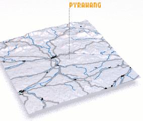 3d view of Pyrawang