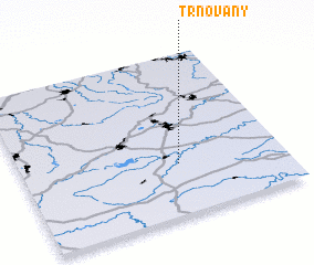 3d view of Trnovany