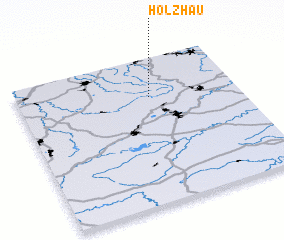 3d view of Holzhau