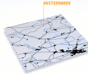 3d view of Wüstermarke
