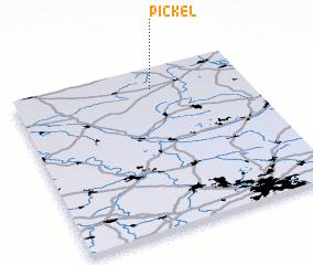 3d view of Pickel