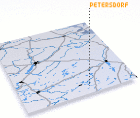 3d view of Petersdorf