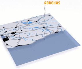 3d view of Abbekås