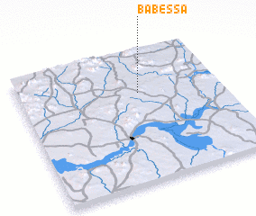 3d view of Babessa