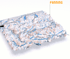 3d view of Fanning