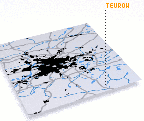 3d view of Teurow