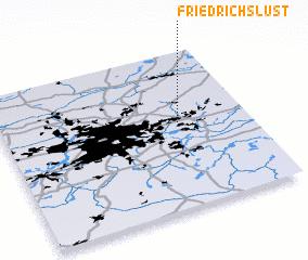 3d view of Friedrichslust