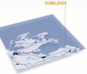 3d view of Schalense