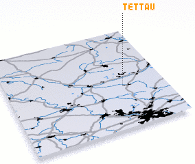 3d view of Tettau