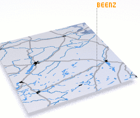 3d view of Beenz
