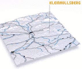 3d view of Kleinmollsberg