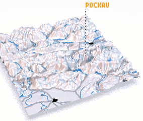 3d view of Pöckau