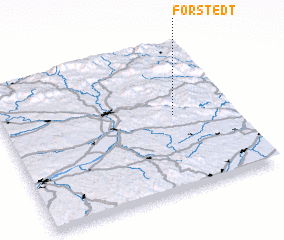 3d view of Forstedt