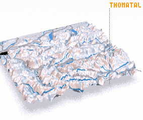 3d view of Thomatal