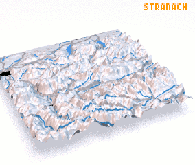 3d view of Stranach