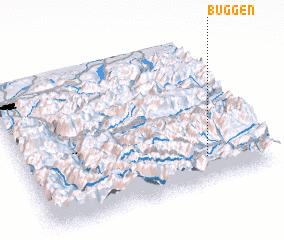 3d view of Buggen