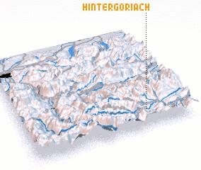 3d view of Hintergöriach