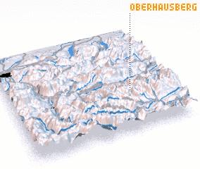 3d view of Oberhausberg