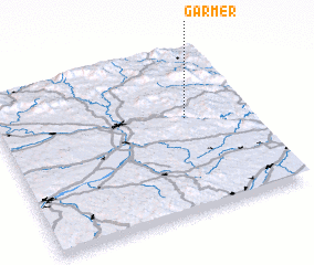 3d view of Garmer