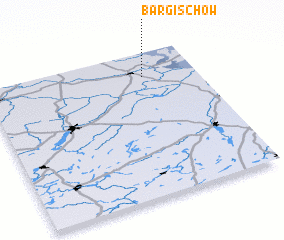 3d view of Bargischow