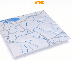 3d view of Atiek