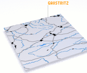 3d view of Gaustritz