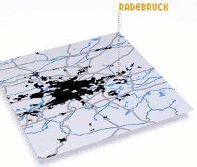 3d view of Radebrück