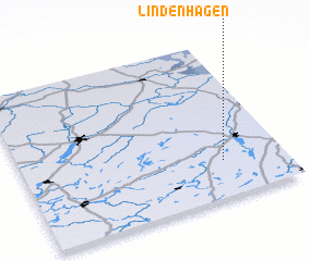 3d view of Lindenhagen