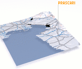 3d view of Prašćari