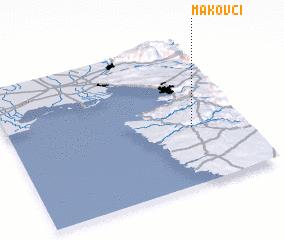 3d view of Makovci