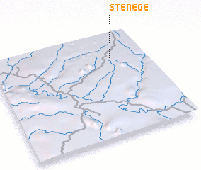 3d view of Sténégé