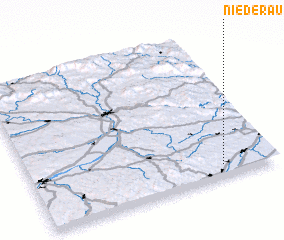 3d view of Niederau