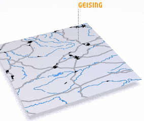 3d view of Geising