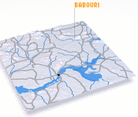 3d view of Ba Bouri