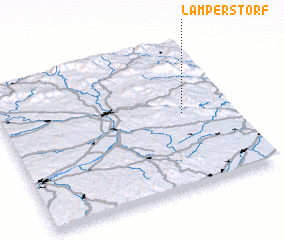 3d view of Lamperstorf