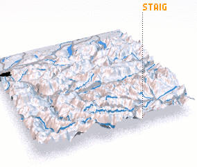 3d view of Staig