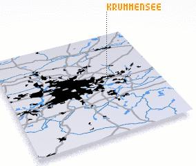 3d view of Krummensee